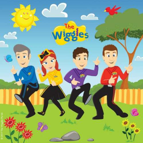 The Wiggles Napkins